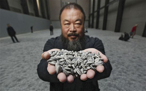 IB Visual Arts: Ai Weiwei, Individuals and Societies