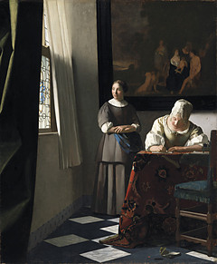 IB Visual Arts: Vermeer Mania