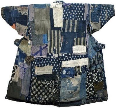 IB Visual Arts: Textiles: Boro and Sashiko