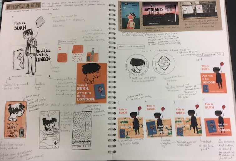 IB Visual Arts: Design and Layout Skills for the Process Portfolio