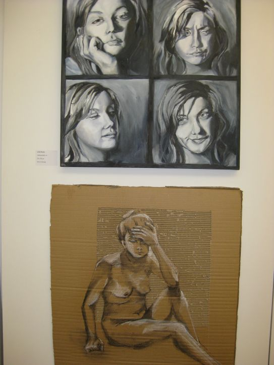 IB Visual Arts: Art School Portfolios